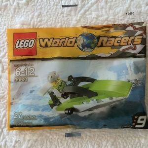 NWT LEGO World Racers 30031